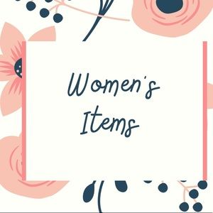 Women's items in this section
